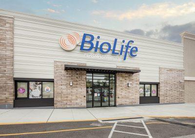 Bio Life Exterior